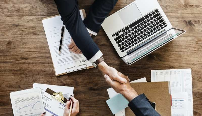 deal business per project consulting