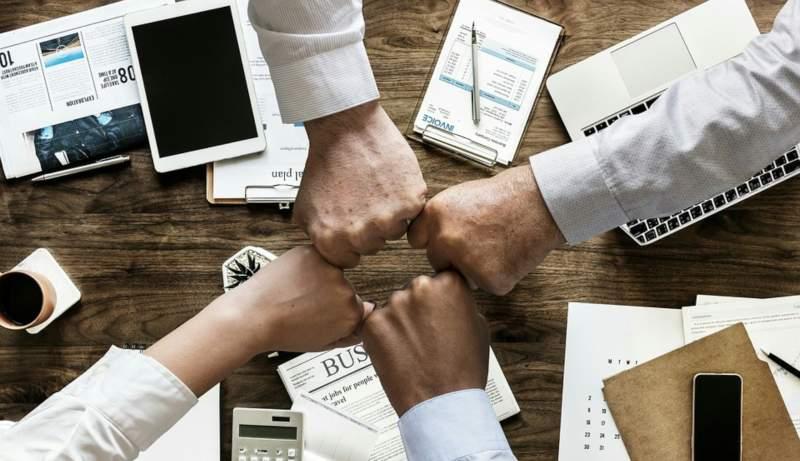 meeting aziendale di successo