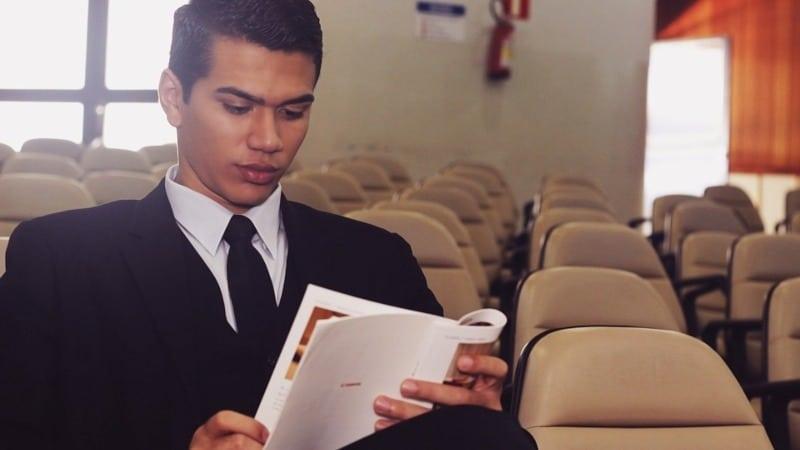 leggere discorso presentazione eventi