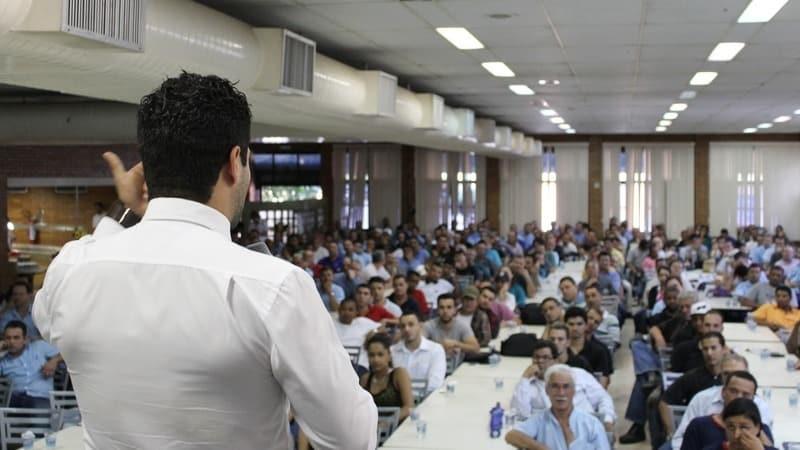 presentazioni eventi business