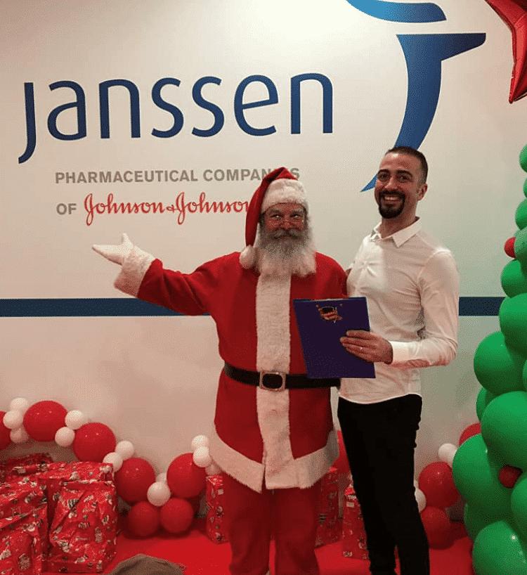 evento di Natale aziendale