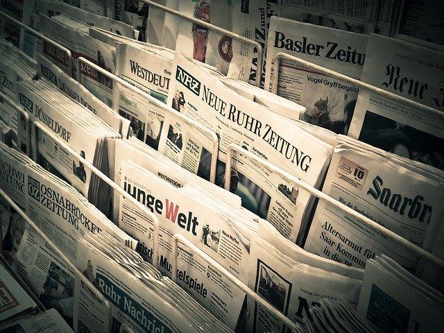 comunicato stampa- giornali