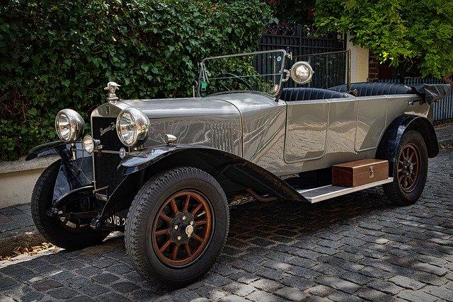 auto d'epoca per eventi