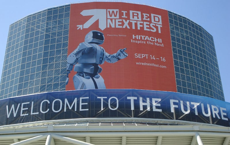 wired fest- meeting industry