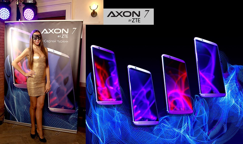 axon 7 presentazione